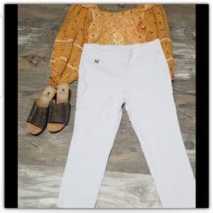 Rafaella capri pants size 10